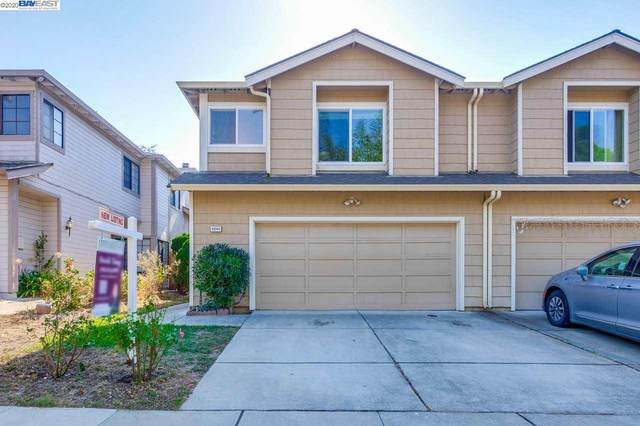 4844 Creekwood Dr, Fremont, CA 94555 (#BE40927611) :: The Gilmartin Group