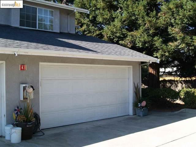 930 Blossom Way 8, Hayward, CA 94541 (#EB40927624) :: Real Estate Experts