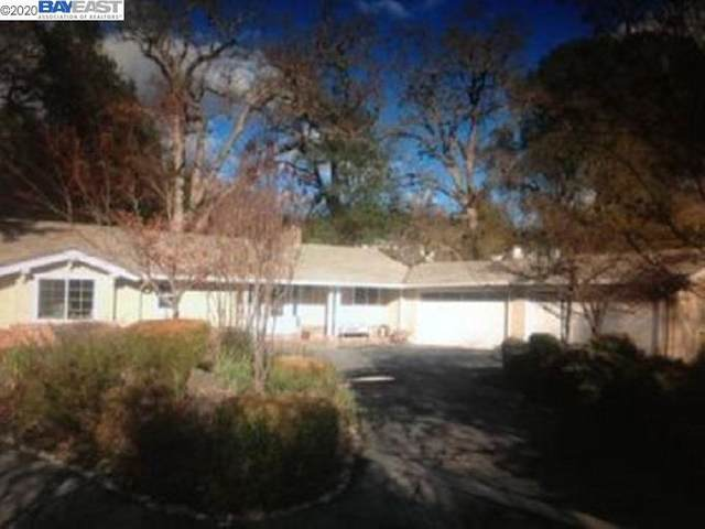 2342 Stone Valley Rd, Alamo, CA 94507 (#BE40927706) :: The Kulda Real Estate Group