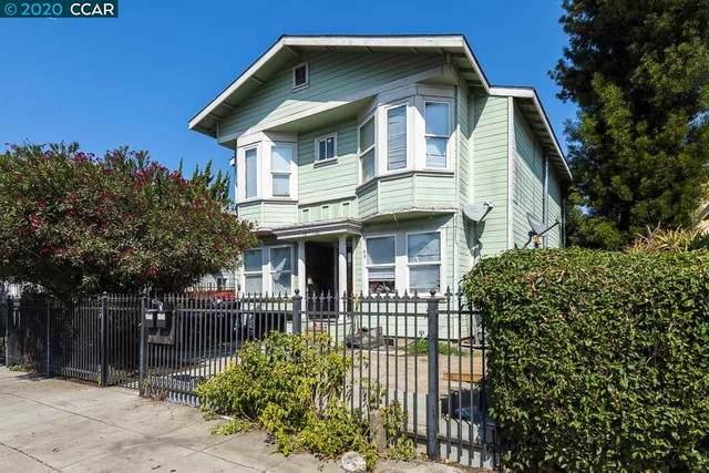 7864 Bancroft Ave, Oakland, CA 94605 (#CC40927718) :: Robert Balina | Synergize Realty