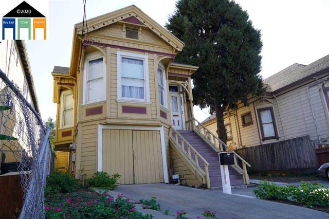 2118 23Rd Ave, Oakland, CA 94606 (#MR40927070) :: The Sean Cooper Real Estate Group