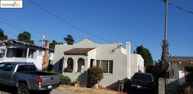 2848 Ritchie St, Oakland, CA 94605 (#EB40927783) :: The Realty Society