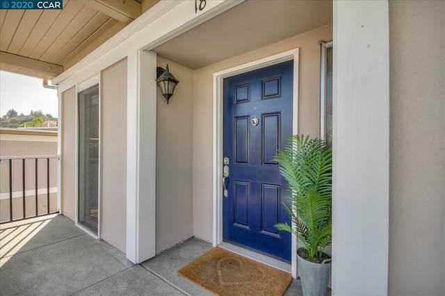 2121 Donald Dr 18, Moraga, CA 94556 (#CC40927875) :: The Goss Real Estate Group, Keller Williams Bay Area Estates