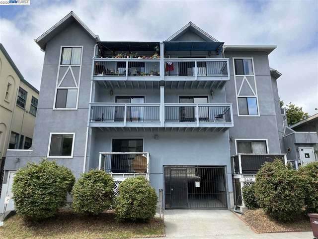 2401 Park Blvd 5, Oakland, CA 94606 (#BE40927900) :: Schneider Estates