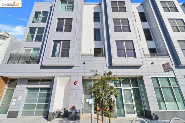 2224 Clement St 103, San Francisco, CA 94121 (#EB40927923) :: Schneider Estates