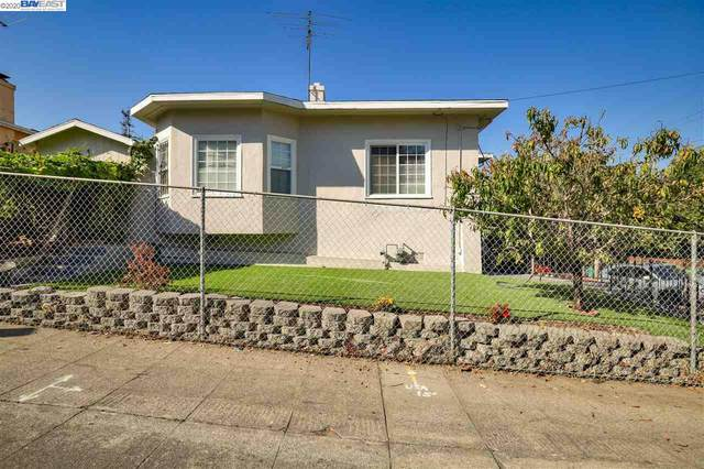 1225 E 34th St, Oakland, CA 94610 (#BE40927972) :: Robert Balina | Synergize Realty