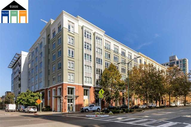 438 W Grand Ave 727, Oakland, CA 94612 (#MR40928005) :: The Kulda Real Estate Group