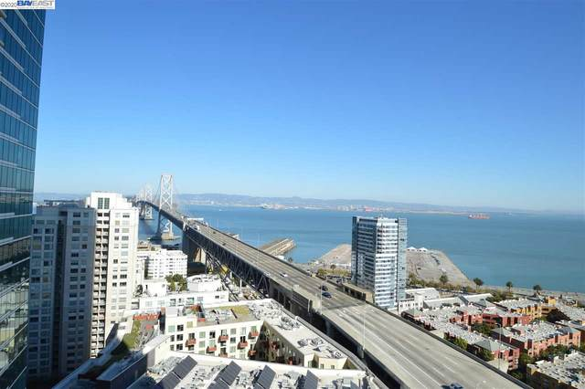 425 1st St. 2108, San Francisco, CA 94105 (#BE40928010) :: Robert Balina | Synergize Realty