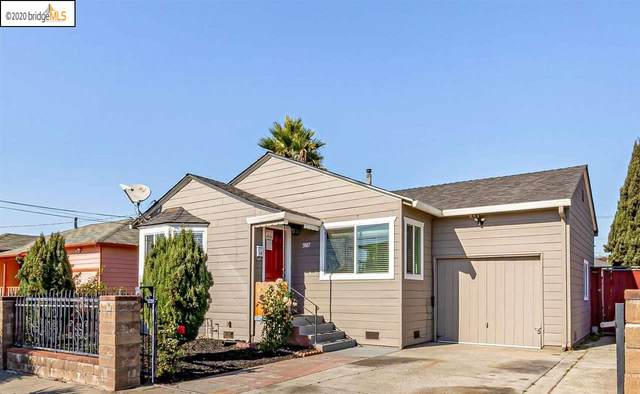 3807 Waller Ave, Richmond, CA 94804 (#EB40928014) :: The Kulda Real Estate Group