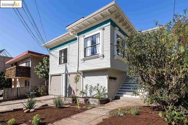 1905 Virginia St, Berkeley, CA 94709 (#EB40928043) :: Intero Real Estate