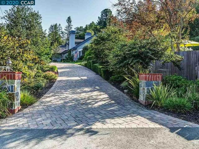 21 Hidden Valley Rd, Lafayette, CA 94549 (#CC40928076) :: The Kulda Real Estate Group