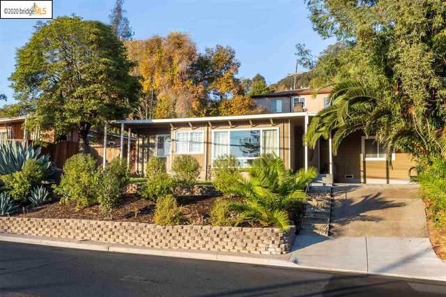 4270 Mountain Blvd, Oakland, CA 94619 (#EB40928059) :: The Realty Society
