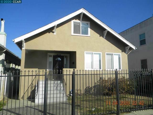 5124 Bancroft Ave, Oakland, CA 94601 (#CC40928190) :: Olga Golovko