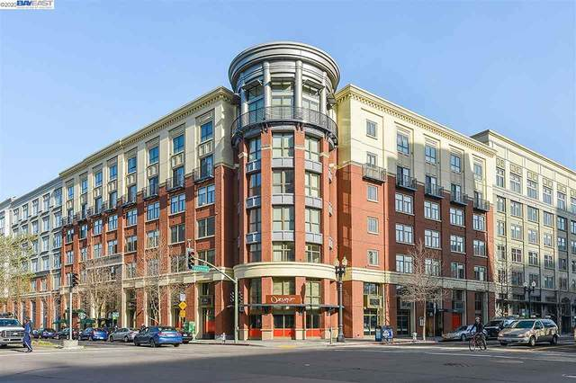 438 W Grand Ave 401, Oakland, CA 94612 (#BE40928053) :: The Kulda Real Estate Group