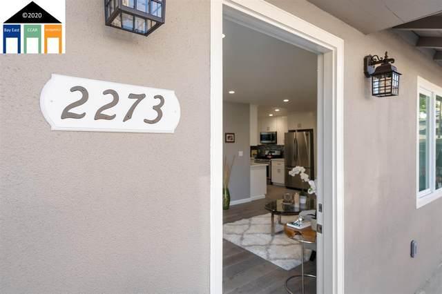 2273 E 23rd Street, Oakland, CA 94606 (#MR40927895) :: Intero Real Estate
