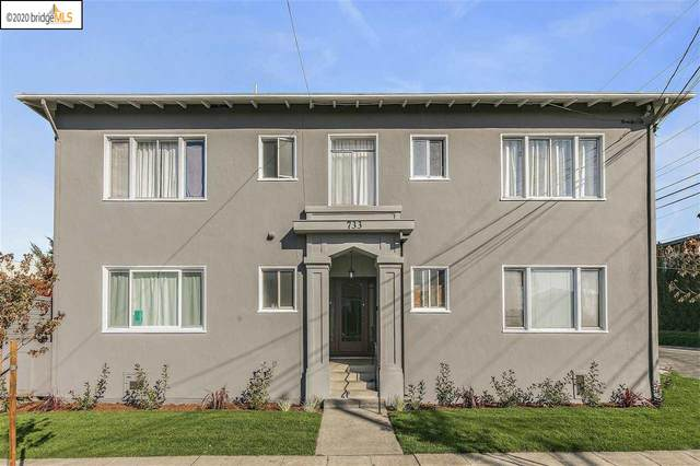 733 Stannage Ave, Albany, CA 94706 (#EB40928275) :: The Kulda Real Estate Group