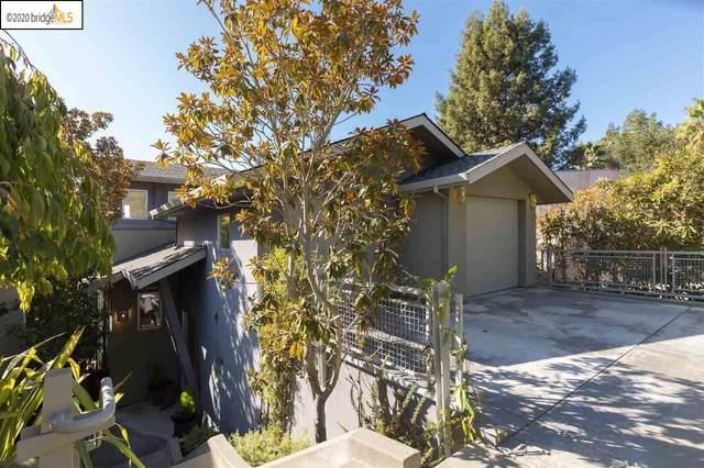 1005 Aquarius Way, Oakland, CA 94611 (#EB40928289) :: The Realty Society