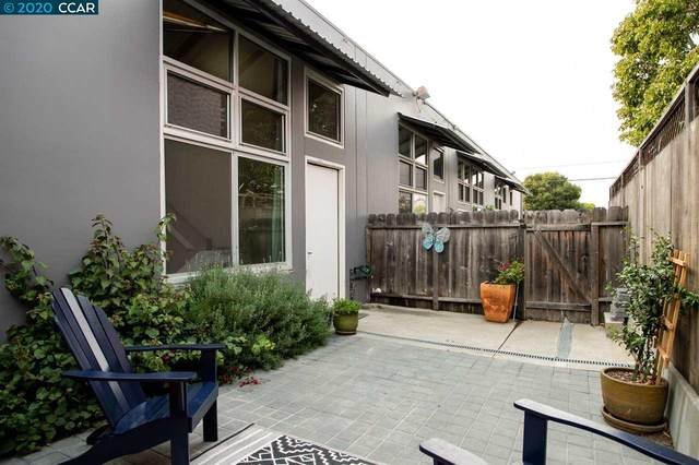 1175 59Th St Apt 6, Oakland, CA 94608 (#CC40926090) :: Robert Balina | Synergize Realty