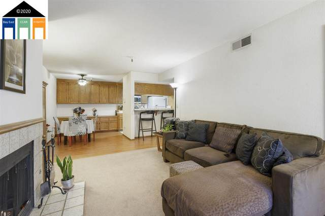 1400 Carpentier St 131, San Leandro, CA 94577 (#MR40928376) :: The Goss Real Estate Group, Keller Williams Bay Area Estates