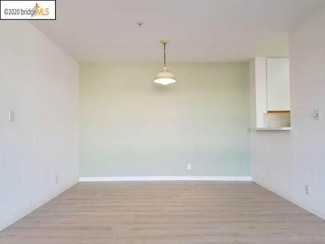 763 Franklin St 424, Oakland, CA 94607 (#EB40928389) :: The Sean Cooper Real Estate Group