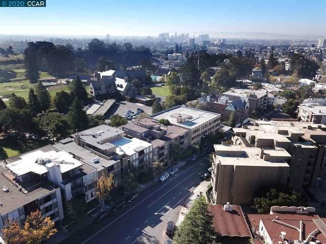 5340 Broadway Ter 701, Oakland, CA 94618 (#CC40928451) :: Schneider Estates
