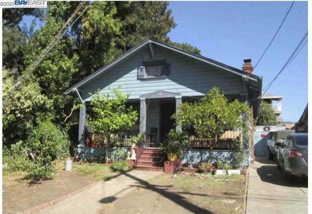 3428 Paxton Ave, Oakland, CA 94601 (#BE40928470) :: Robert Balina | Synergize Realty
