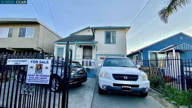 2216 Dover Avenue, San Pablo, CA 94806 (#CC40928479) :: Schneider Estates