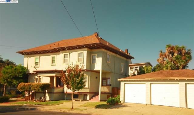 2629 Eagle Ave, Alameda, CA 94501 (#BE40928481) :: Olga Golovko