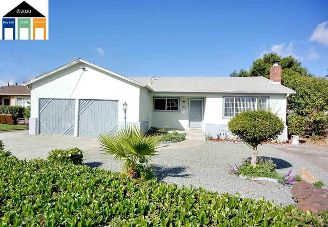 257 Flint Ct, Hayward, CA 94541 (#MR40928495) :: The Realty Society