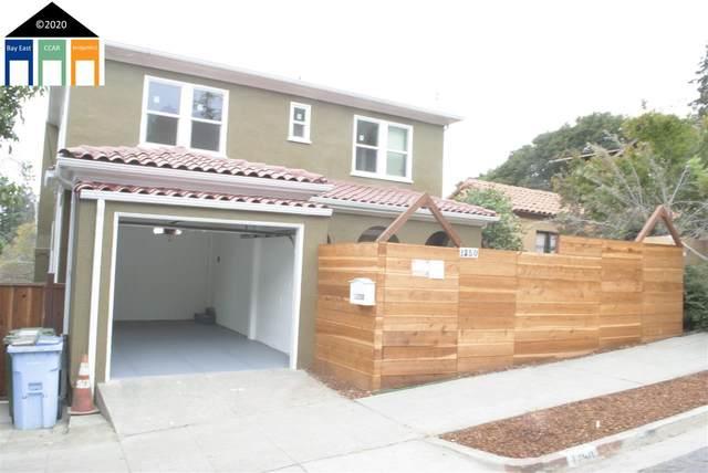 1250 Spruce, Berkeley, CA 94709 (#MR40928496) :: Robert Balina | Synergize Realty