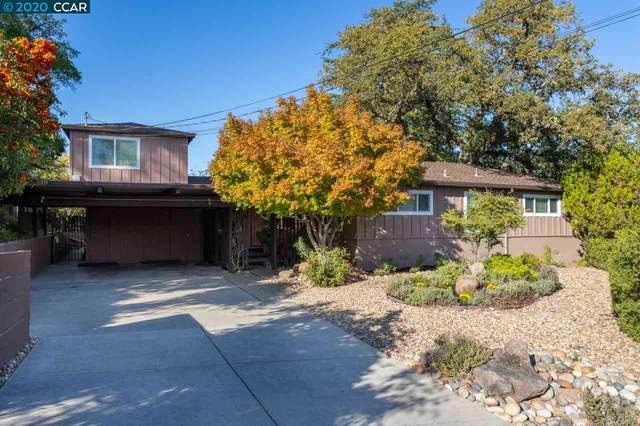 650 W Hawthorne Dr, Walnut Creek, CA 94596 (#CC40928507) :: Robert Balina | Synergize Realty