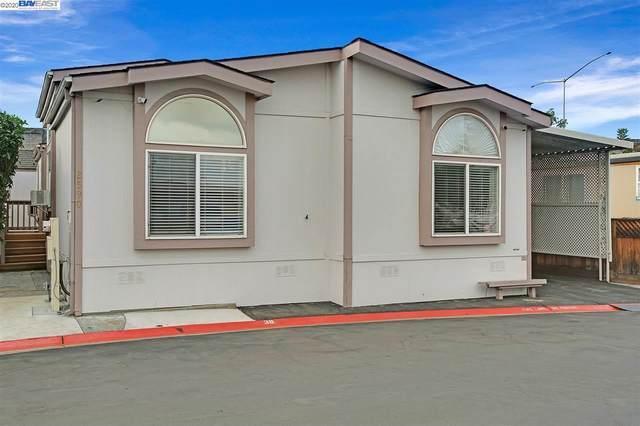 2590 Parkside Drive 38, Union City, CA 94587 (#BE40928516) :: Schneider Estates