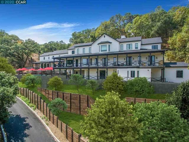 389 South Ave, Alamo, CA 94507 (#CC40928544) :: Schneider Estates