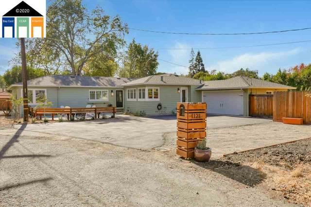 1121 Palomares Ct, Lafayette, CA 95459 (#MR40928615) :: Intero Real Estate