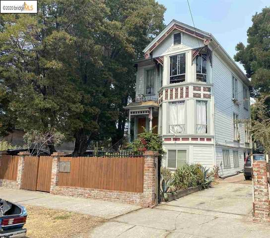 540 31st St, Oakland, CA 94609 (#EB40928659) :: The Kulda Real Estate Group