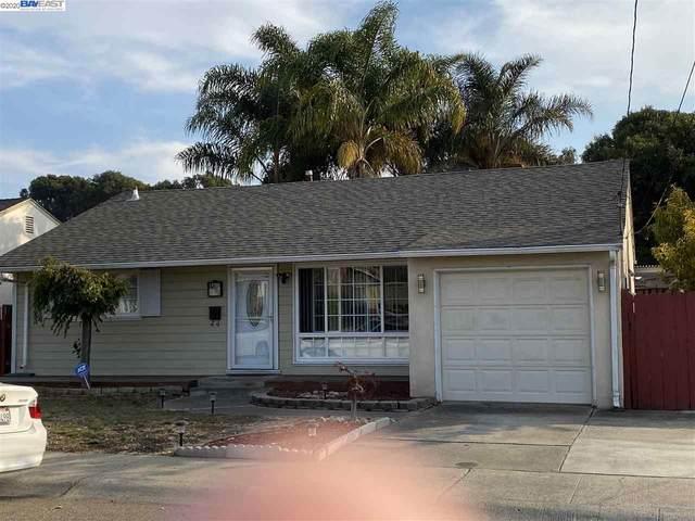 1682 Via Tovita, San Lorenzo, CA 94580 (#BE40928668) :: Schneider Estates