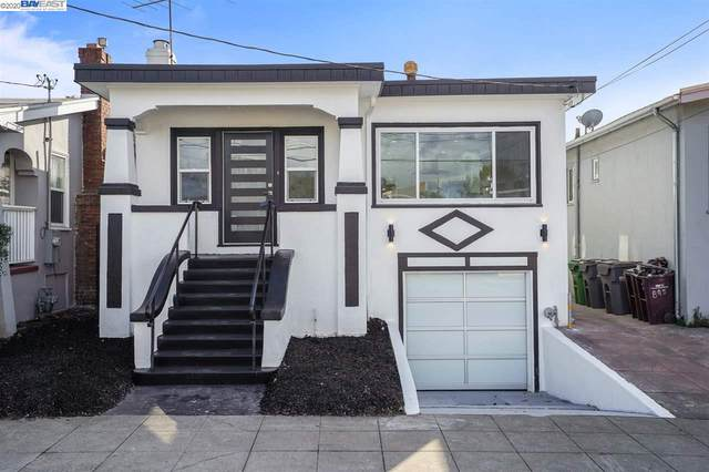 895 47Th St, Oakland, CA 94608 (#BE40928747) :: The Gilmartin Group