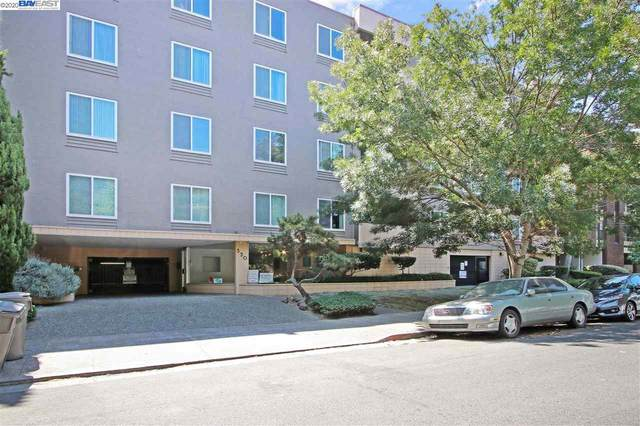 330 Vernon St 304, Oakland, CA 94610 (#BE40928509) :: The Kulda Real Estate Group