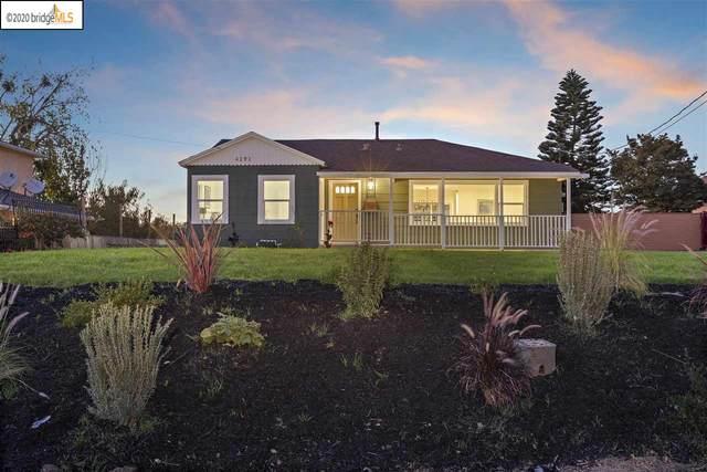 4293 Santa Rita Rd, El Sobrante, CA 94803 (#EB40928782) :: The Goss Real Estate Group, Keller Williams Bay Area Estates