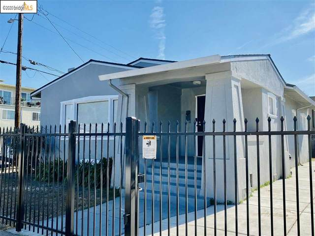 1834 Roosevelt Ave, Richmond, CA 94801 (#EB40928811) :: Intero Real Estate