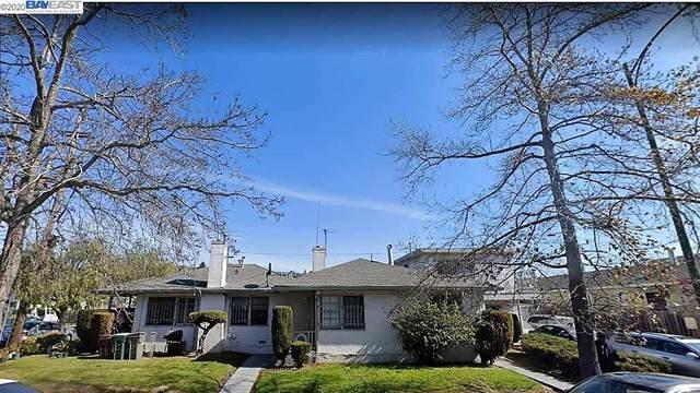 2504 78Th Ave, Oakland, CA 94605 (#BE40928750) :: The Realty Society