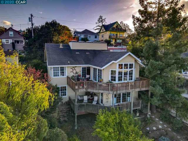 540 Alhambra St, Crockett, CA 94525 (#CC40928912) :: The Kulda Real Estate Group