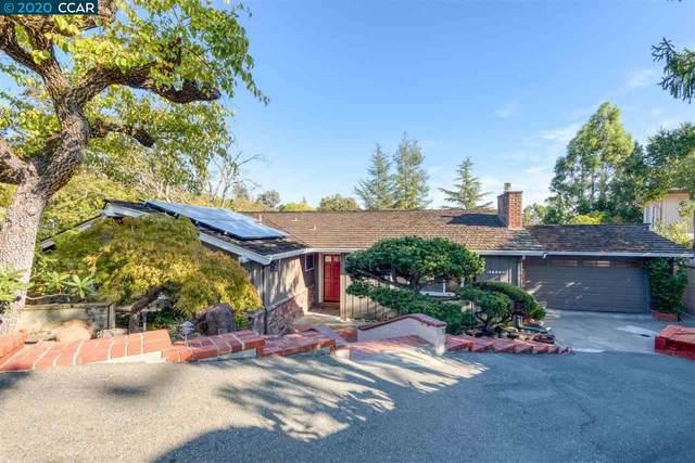 1115 Hillcrest Dr, Lafayette, CA 94549 (#CC40928930) :: Intero Real Estate