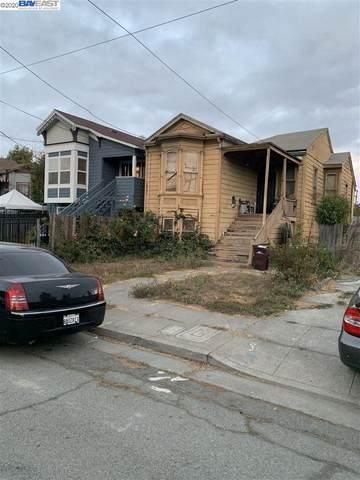 3248 Hannah, Oakland, CA 94608 (#BE40928952) :: Real Estate Experts