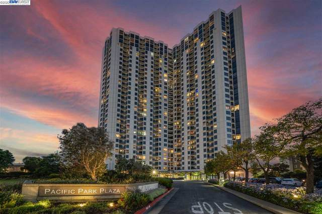6363 Christie Ave 3021, Emeryville, CA 94608 (#BE40928960) :: The Kulda Real Estate Group