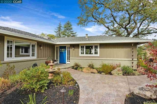 88 Grandview Pl, Walnut Creek, CA 94595 (#CC40929032) :: The Realty Society