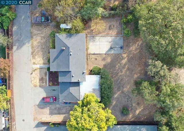4 Hill Ln, Pleasant Hill, CA 94523 (#CC40929071) :: Robert Balina | Synergize Realty