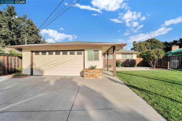 1126 Lovell Ct, Concord, CA 94520 (#CC40929089) :: Intero Real Estate