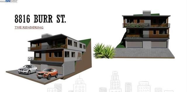 8816 Burr St, Oakland, CA 94605 (#BE40929113) :: The Realty Society