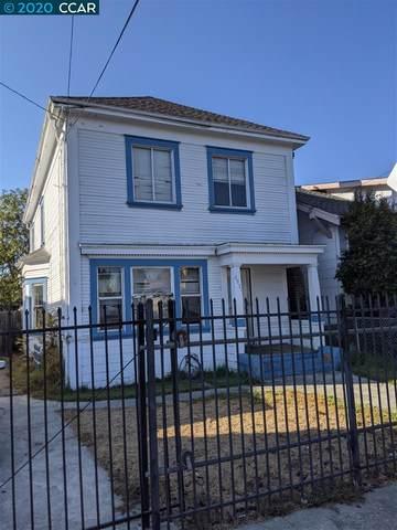 2931 Chestnut, Oakland, CA 94608 (#CC40929126) :: Olga Golovko